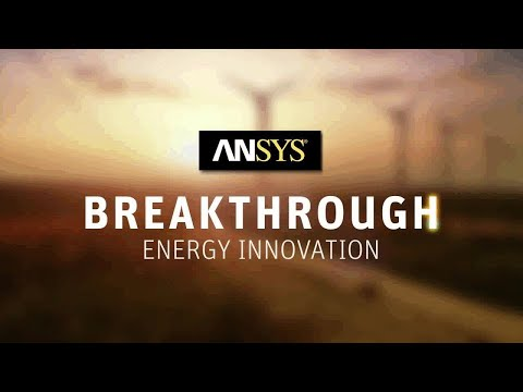 ANSYS Breakthrough Energy Innovation