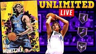 Download lagu Galaxy Opal DIRK NOWITZKI is our NEW Starting CENTER! NBA 2K21 Myteam Unlimited LIVE