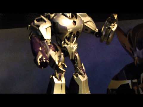 Seibertron com Toy Fair 2011 Transformers Prime Toys