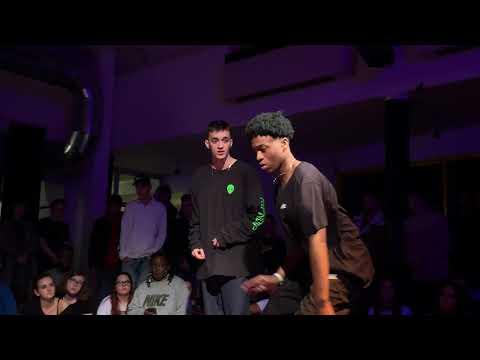 Urban Village Battle Vol.4 - HipHop Battle: Henry & Mert VS The World & Lil.Priince