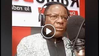 Le Pr Maurice KAMTO parle des élections de la CRISE ANGLOPHONE  sur  Radio Balafon