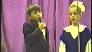 Последний звонок Екб гимназия 177 1996год