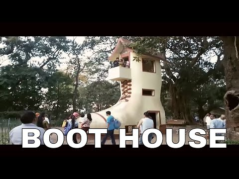 Walkaround of Hanging Gardens - Malabar Hill - Mumbai 🌏
