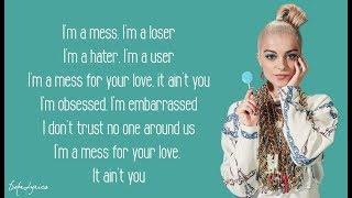 Baixar I'm A Mess - Bebe Rexha (Lyrics) 🎵