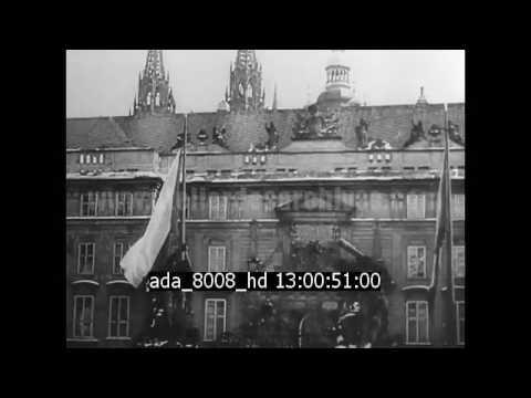 L'invasion de la Tchécoslovaquie