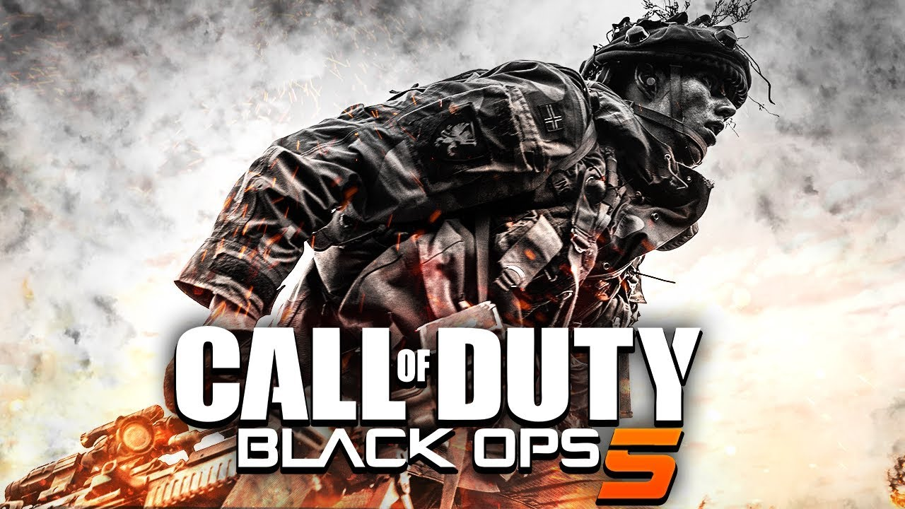 Rip Cod 2020 Black Ops 5 Youtube