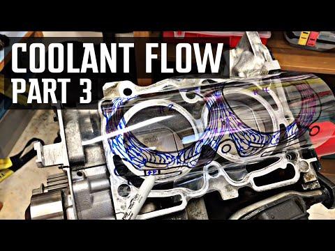 Subaru DiY   Coolant Flow And 'Reverse' Cooling - Part 3: Flowfield