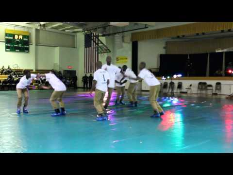 Wilberforce University Homecoming Stroll Off 2015: Phi Beta Sigma, Round 1