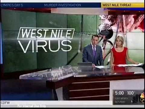 The Long-term Effects Of West Nile Virus