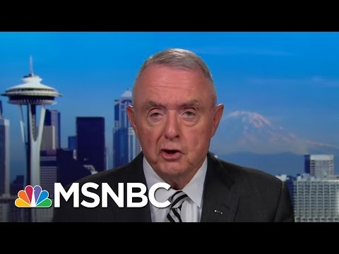 Gen. Barry McCaffrey Talks President Donald Trump And Torture | MSNBC