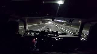 Za kierownicą 65m zestawu, At the 65m long truck (2) - Iwona Blecharczyk 2019/80