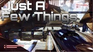 A Few Things | Nexuiz Gameplay