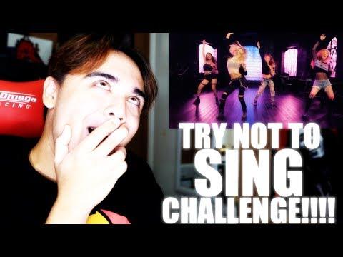 K-POP TRY NOT TO SING CHALLENGE!  [NO BODY ROLLS!]