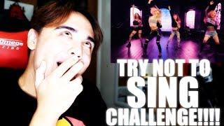 K Pop Try Not To Sing Challenge! [no Body Rolls!]