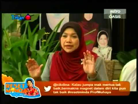 Prof Dr Muhaya Reset Minda Mertua   Menantu   YouTube