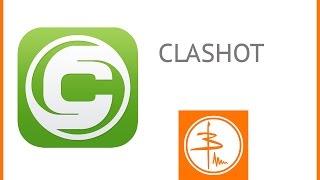 Clashot - приложение для продажи фото