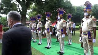 INDEPENDENCE DAY CELEBRATION AT SUPREME COURT LAWNS ON 15/08/2020