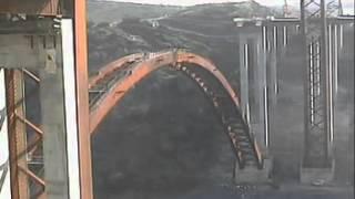 Puente Arcos De Alconétar En Movimiento.avi