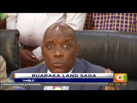Ruaraka land saga
