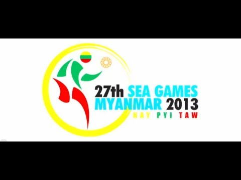 27th SEA GAMES MYANMAR 2013 - OPENING CEREMONY