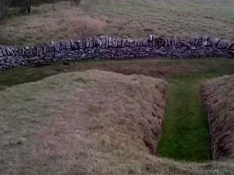 Belas Knap Neolithic Site, Gloucestershire