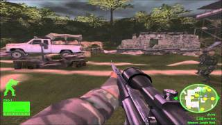 Delta Force Black Hawk Down: Team Sabre Colombia Campaign Mission 3