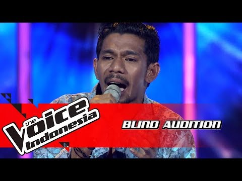 Image of Syahril - Yang Terlupakan | Blind Auditions | The Voice Indonesia GTV 2018