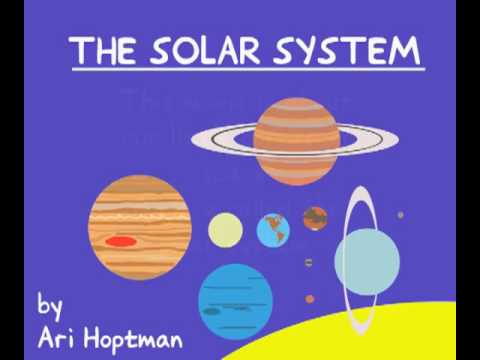 story about the solar system - photo #48