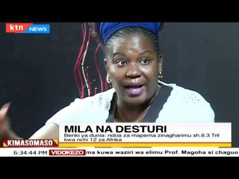 Jinsi Mila na Desturi zinavyoua ndoto za watu | Zilizala Viwanjani 16th March 2019