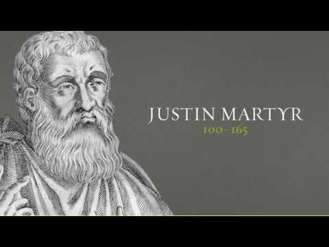 Justin Martyr - Christian Apologetics 01 c. 140