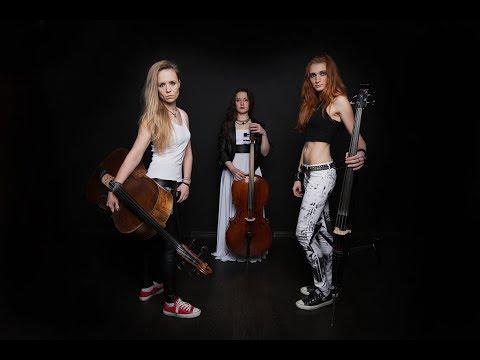 VESPERCELLOS: Русский рок на виолончелях.