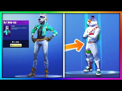 9 NEW Fortnite Skins That Might Be Added In Season 7!
