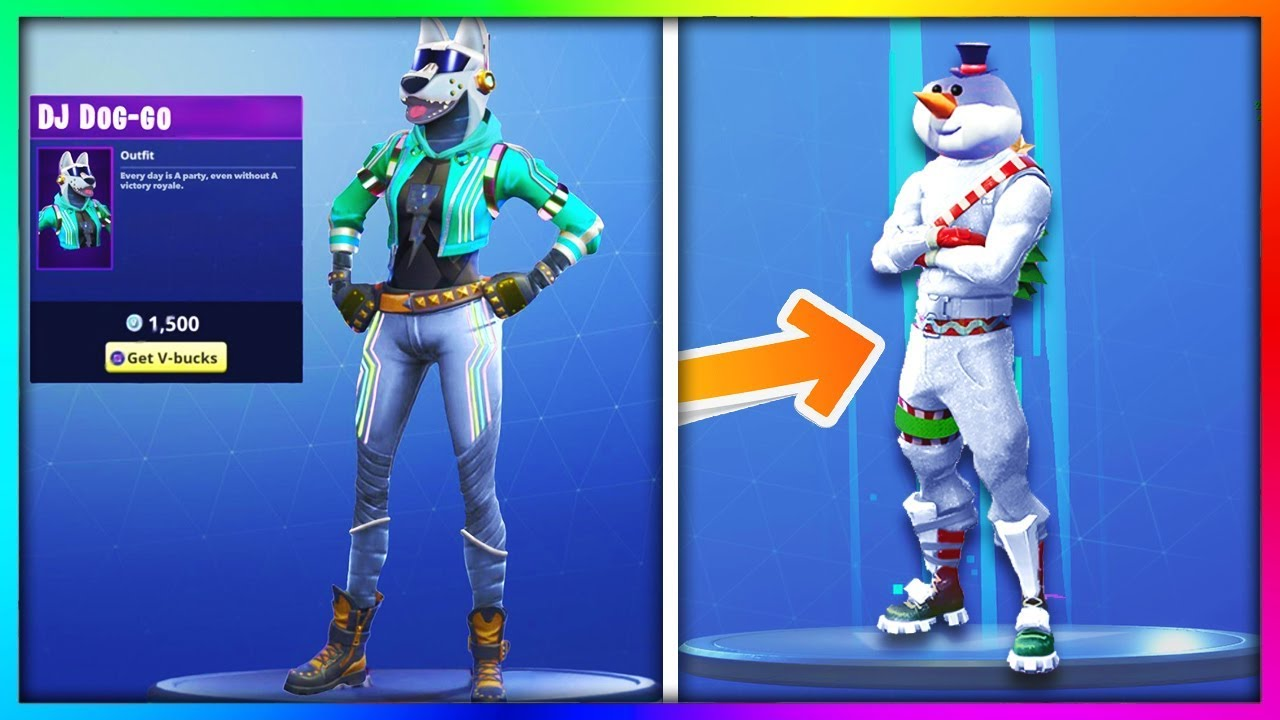 9 New Fortnite Skins That Might Be Added In Season 7 Youtube
