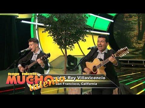 David y Rey Villavicencio -  Dime Tu Que Hacer  TTMT 18 Cuartos De Final