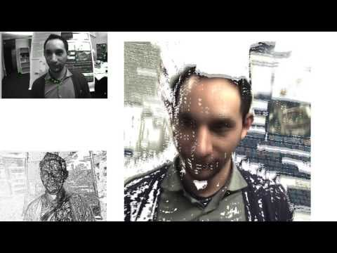 REMODE: Probabilistic, Monocular Dense Reconstruction in Real Time