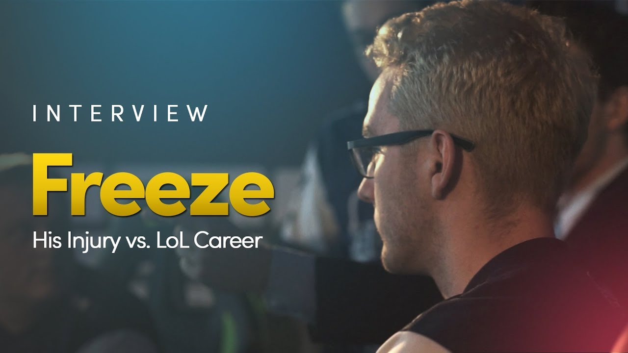 FREEZE: Coming back after injury - YouTube