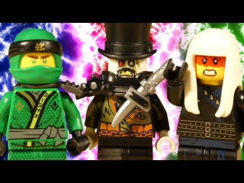 LEGO NINJAGO SONS OF GARMADON - PART 6 - ONI INVASION - SEASON FINALE!!!