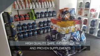 Fit Shop - Vitamins & Supplements