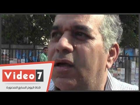 اليوم السابع : بالفيديو..مواطن يطالب المسئولين بتوفير أكشاك للباعة الجائلين داخل المترو