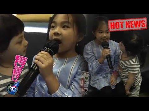 Hot News! Ikutan Karaoke, Suara Arsy Cetar Banget - Cumicam 03 Oktober 2017