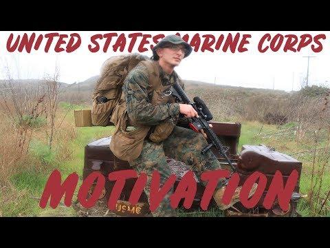 UNITED STATES MARINE CORPS I MOTIVATION