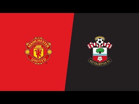 Manchester United Vs Southampton Live Stream | Live Scores | L3S | ENGLAND Premier League