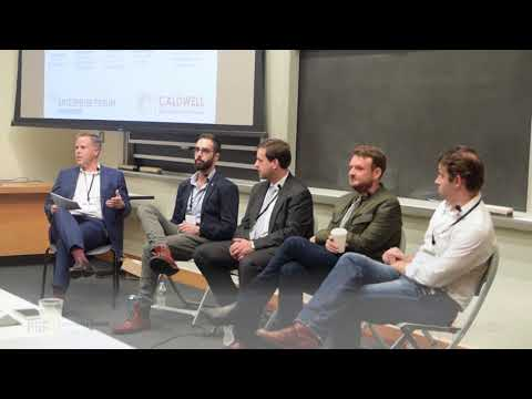 Blockchain: Patents and Open-Source. by MIT Enterprise Forum (Full Seminar)