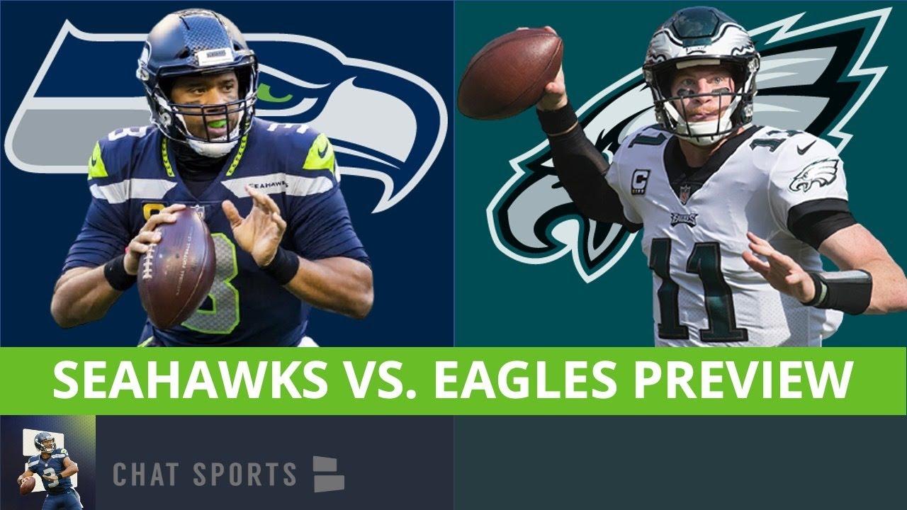 Seahawks vs. Eagles: Prediction, Analysis, Final Score | NFL Week 12 Preview + Chris Carson Injury