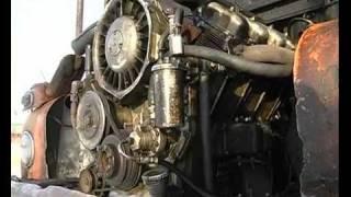 Тест-драйв Tatra 148 Кран