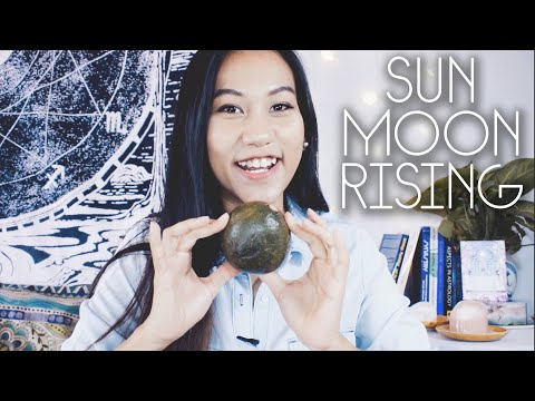 Difference Between SUN MOON And RISING Signs 🌅🌙💫 // How To Read Your Sun Moon Rising