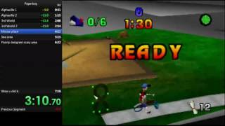 Paperboy (N64) Any% 2nd Place 6:51.82