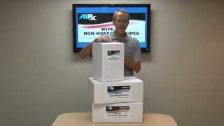WIPE-RX® Refillable Wipe System Video Introduction