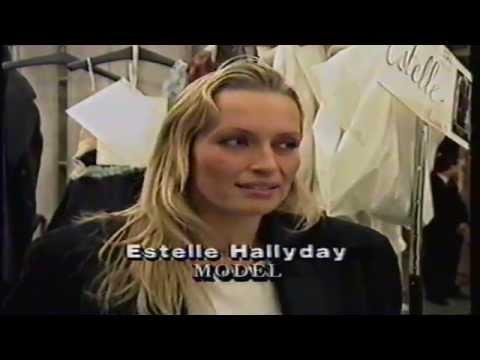 Estelle Hallyday 1993