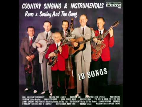 Country Singing & Instrumentals [1962] - Don Reno & Red Smiley And The Gang